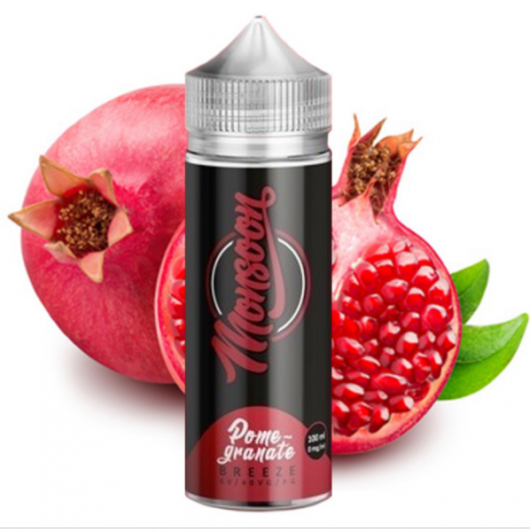 MONSOON Pomegranate Breeze Premium Liquid 100 ml