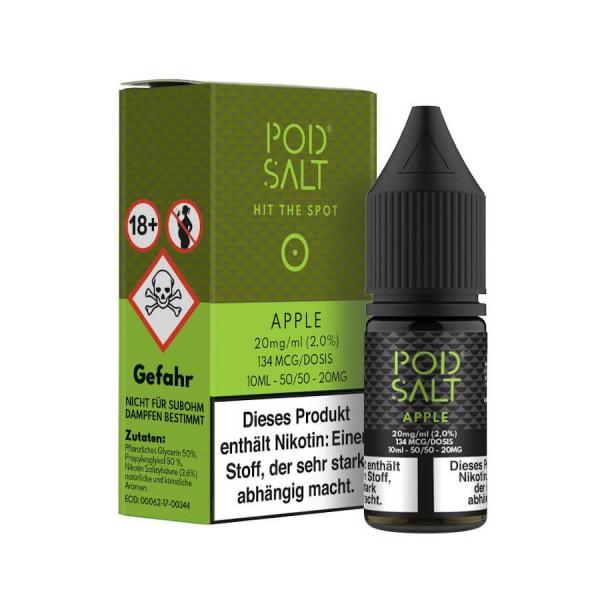 Pod Salt - Apple 10 ml