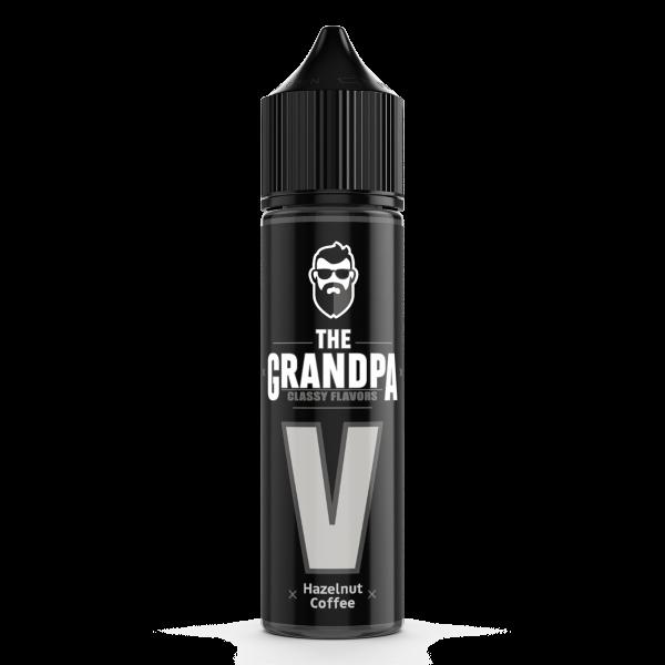 The Grandpa Vape - Hazelnut Coffee Longfill Aroma 20 ml