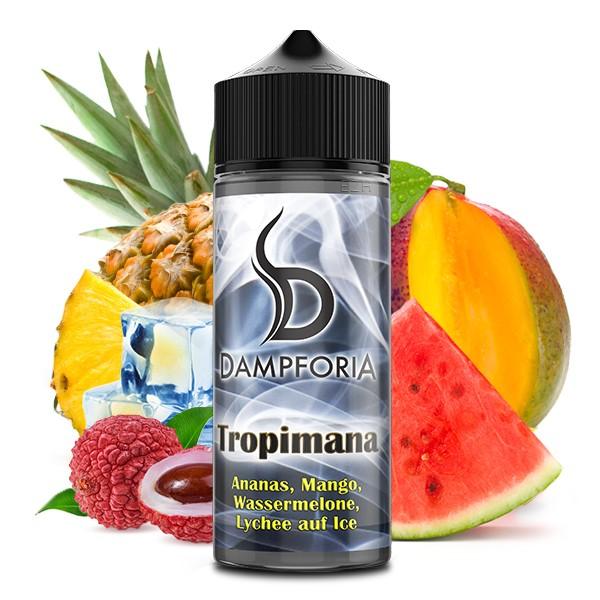 Dampforia - Tropimana Longfill Aroma 10 ml