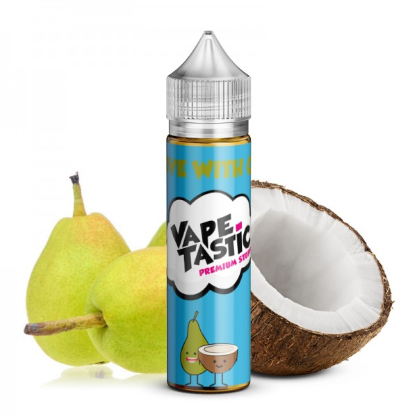 VAPE Tastic In Love with Coco 50 ml MHD 03/20