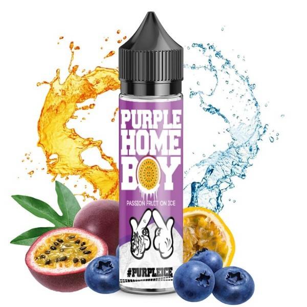 #ganggang - Purpleice Purple Home Boy Longfill Aroma 20 ml