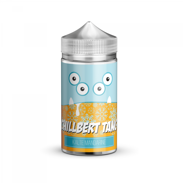 5 STARS Flavor Monster - CHILLBERT TANG Shortfill Liquid 20 ml MHD 3.2020
