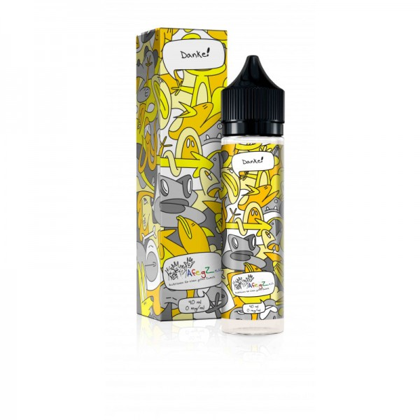 AFEGZ - DANKE! Shortfill Aroma 40 ml