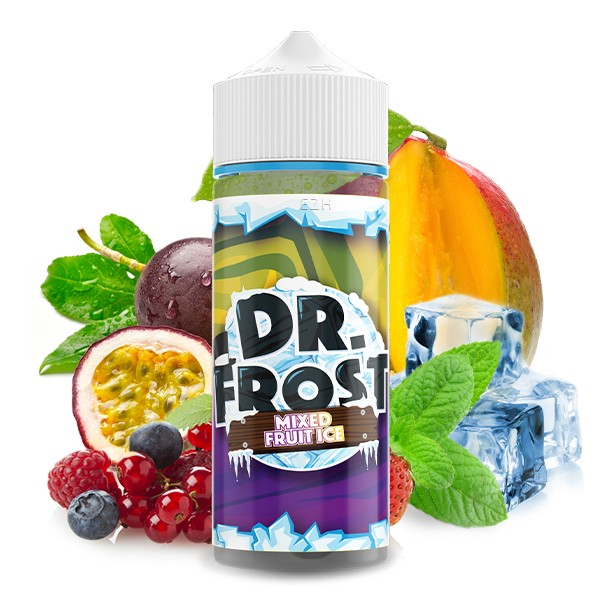 Dr. Frost Liquid - Mixed Fruit Ice 100 ml