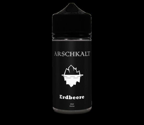 ARSCHKALT Erdbeere - Longfill Aroma 20 ml
