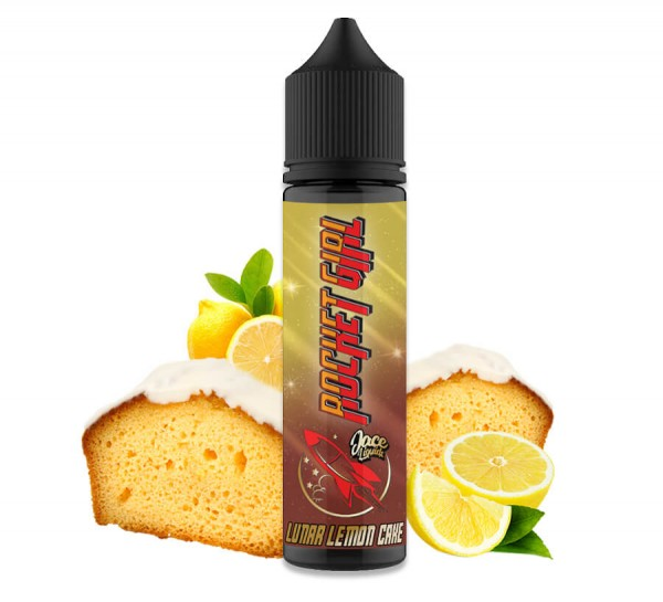 Rocket Girl - Lunar Lemon Cake Aroma 15 ml