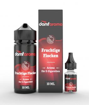 Damfaroma - Fruchtige Flocken Aroma 10 ml
