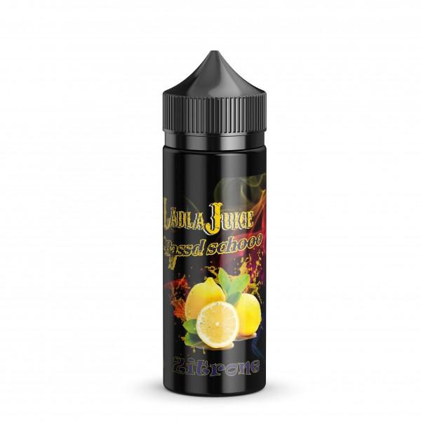 Lädla Juice - Bassd schooo Zitrone Longfill Aroma 20 ml