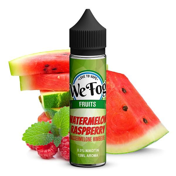 WeFog Fruits - Watermelon Raspberry Longfill Aroma 15 ml