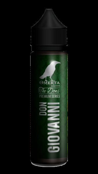 Omerta Liquids The Dons Aroma - Don Giovanni 20 ml