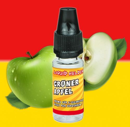 Liquid Helden Aroma Grüner Apfel 10 ml