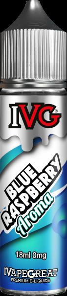 IVG - Blue Raspberry Longfill Aroma 18 ml