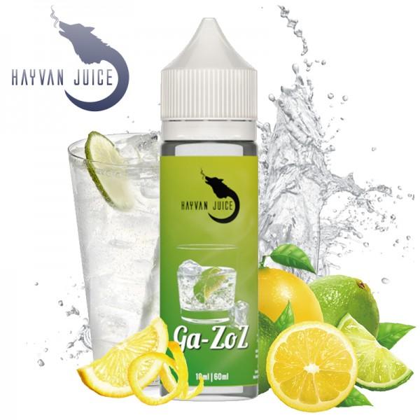 Ga-Zoz 10 ml Aroma