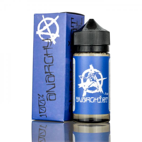 Anarchist Blue - Shortfill Liquid 100 ml