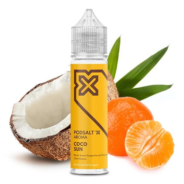 Pod Salt X - Coco Sun Longfill Aroma 20 ml