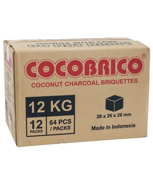 Cocobrico Kohle C26 12kg Loungepack