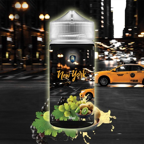 King Juice - New York Aroma 20 ml