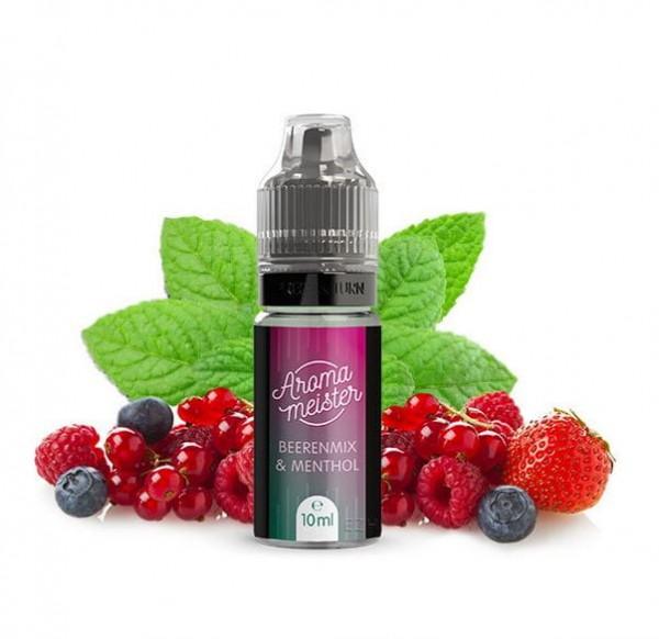 AROMAMEISTER Aroma - Beerenmix & Menthol 10 ml
