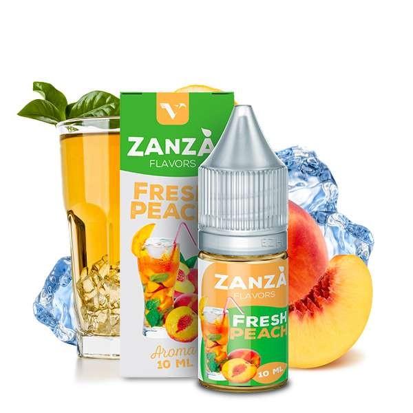 ZANZÁ Aroma - Fresh Peach 10 ml
