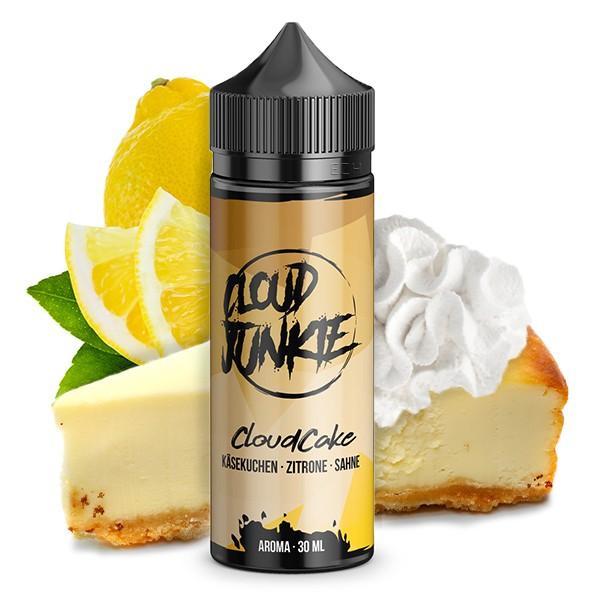 CloudJunkie - CloudCake Longfill Aroma 30 ml