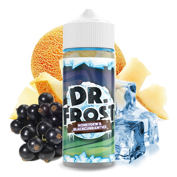 Dr. Frost Liquid - Honeydew and Blackcurrant 100ml