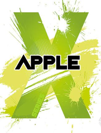 Sneak Peak - X Series - X Apple Aroma 10 ml