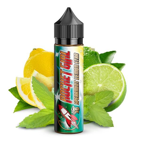 Rocket Girl by Jace Liquids - Spearmint Lemon Star Longfill Aroma 15 ml