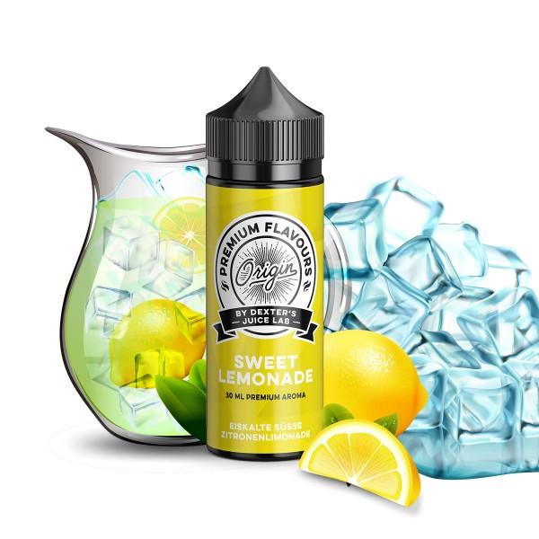 Dexter's Juice Lab Origin - Dexter's Sweet Lemonade Longfill Aroma 30 ml