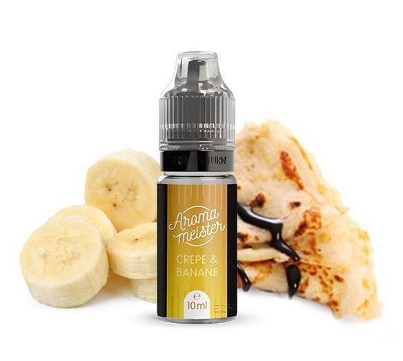 AROMAMEISTER Aroma - Crepe & Banane 10 ml