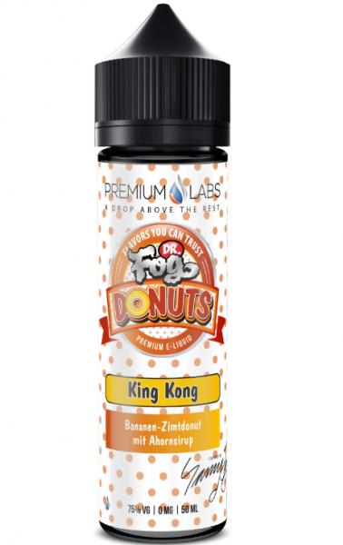 Dr. Fog Donuts King Kong Shortfill 50 ml