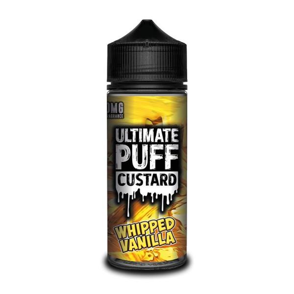 Ultimate Puff Custard - Whipped Vanilla 100 ml