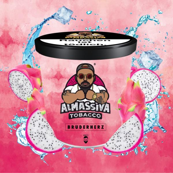 AL MASSIVA - Bruderherz Shisha Tabak 200G
