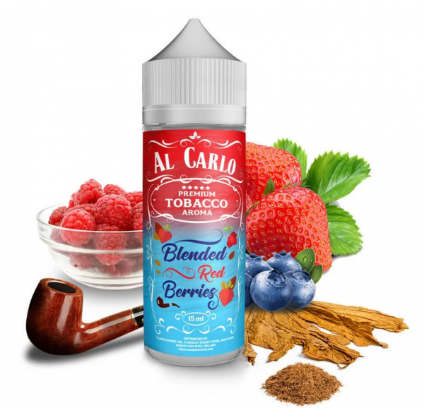 AL Carlo - Blended Red Berries Longfill Aroma 15 ml