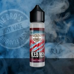 The Bro´s Iced Red Longfill Aroma 10 ml