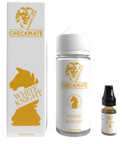 Dampflion Checkmate Aroma WHITE KNIGHT 10 ml