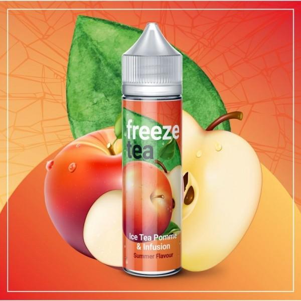Freeze Tea - Ice Tea Apfel & Infusion 50 ml
