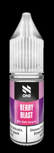 N One - Berry Blast Nikotinsalz 10 ml