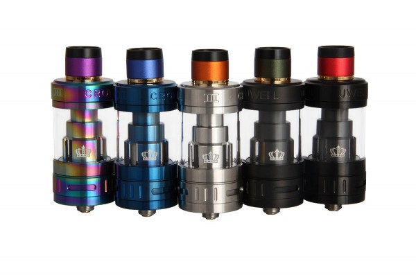 Uwell Crown 3 Verdampfer 5 ml Tank