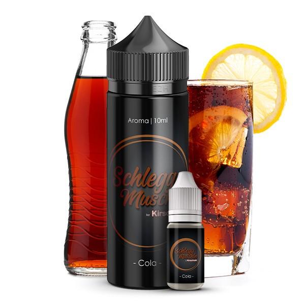 Schlegg Muschln by Kirschlolli - Cola Longfill Aroma 10 ml