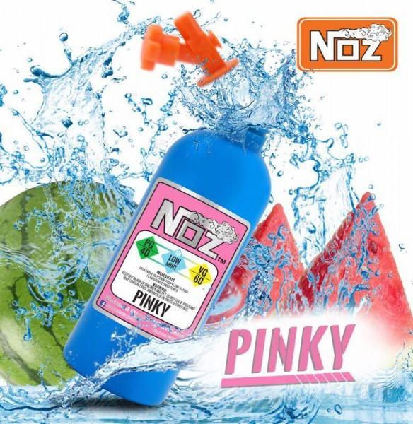 NOS Eliquid Pinky Plus Liquid 50 ml