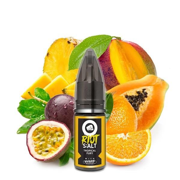 Riot Squad - Tropical Fury Hybrid Liquid 10 ml