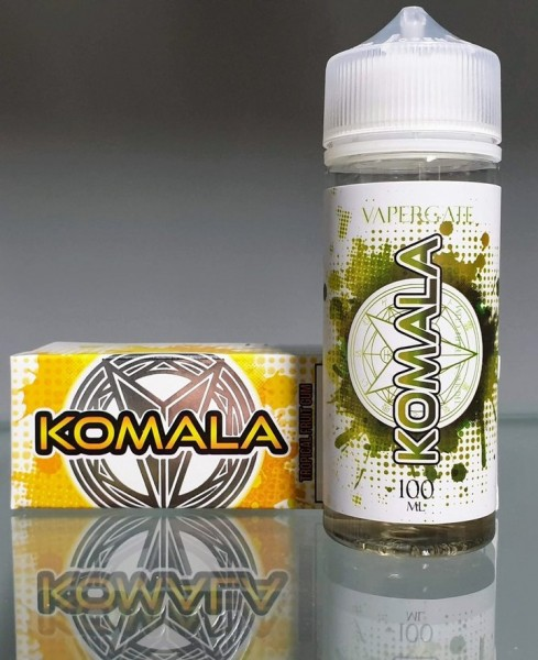 Vapergate - Komala Shortfill Liquid 100 ml