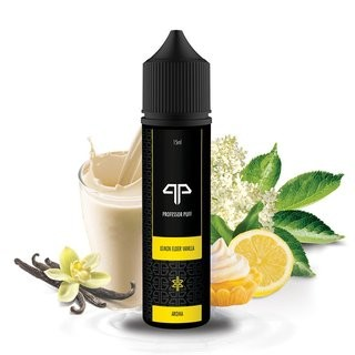 Professor Puff - Lemon Eder Vanilla Longfill Aroma 15 ml
