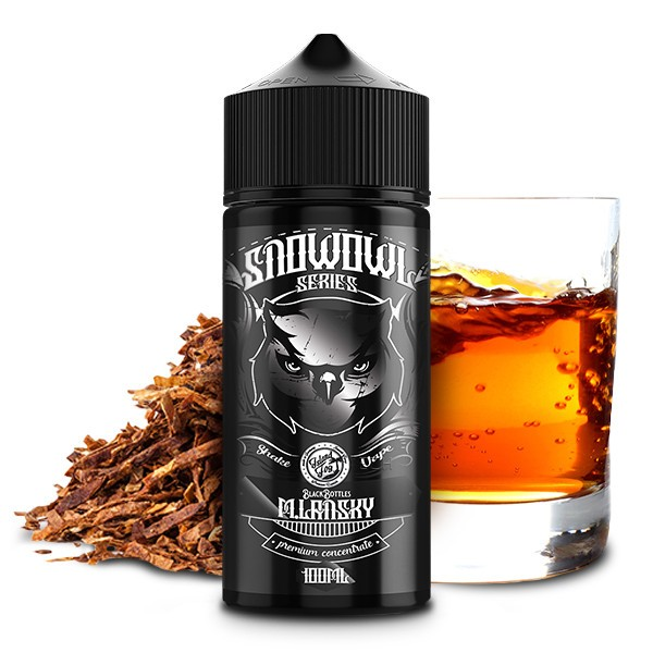Island Fog Snowowl – M.Lansky Longfill Aroma 20 ml