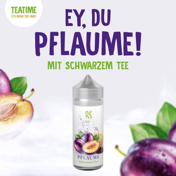 KTS - Tea Serie Pflaume Aroma 30ml