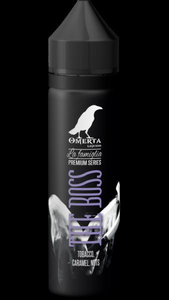 Omerta Liquids La Famiglia Aroma - The Boss 20 ml