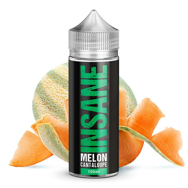 INSANE Liquid - Melon Cantaloupe 100 ml