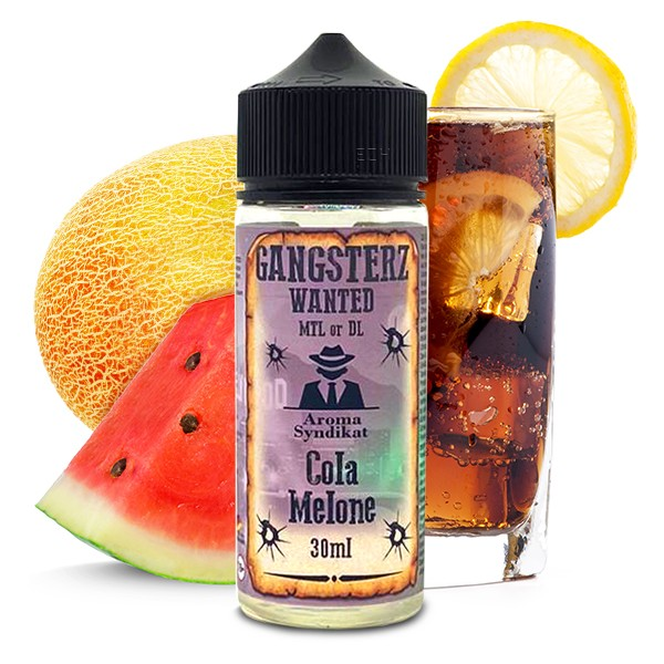 GANGSTERZ - Cola Melone Longfill Aroma 30 ml