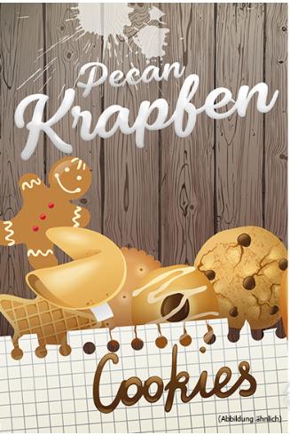 Sneak Peak - Cookie Series Pecan Krapfen Aroma 10 ml